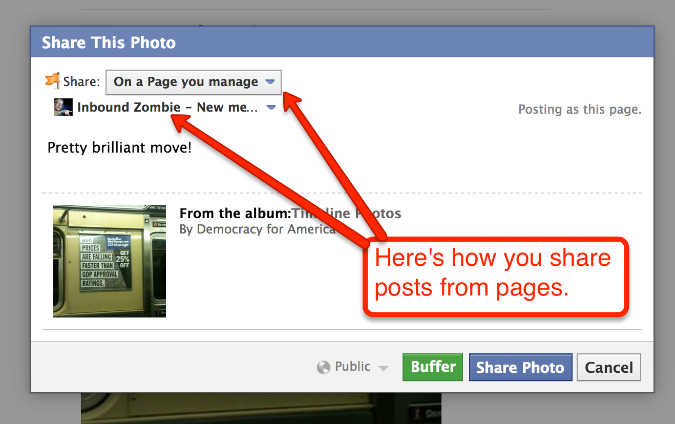 How-to-share-posts-to-your-Facebook-page